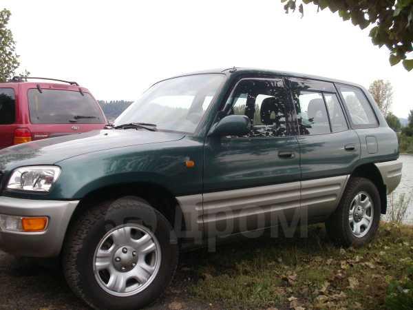 Toyota RAV4, 1998 год, 370 000 руб.