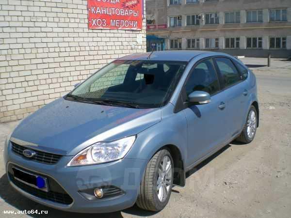 Ford Focus, 2010 год, 570 000 руб.
