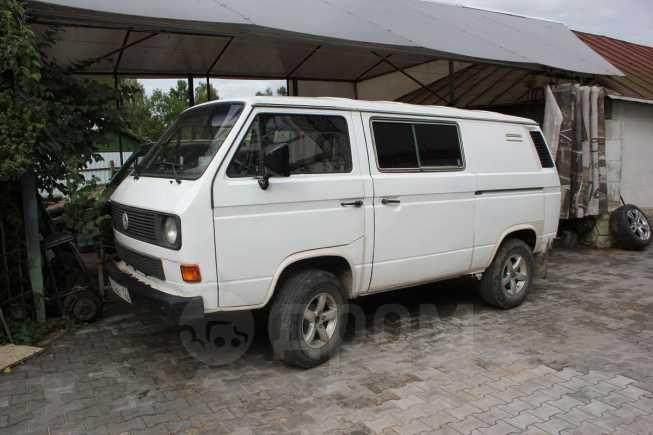 Volkswagen Transporter, 1987 год, 299 000 руб.