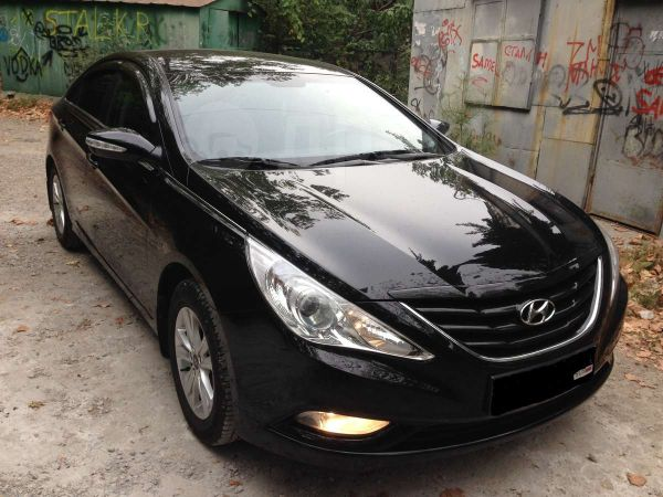 Hyundai Sonata, 2010 год, 700 000 руб.