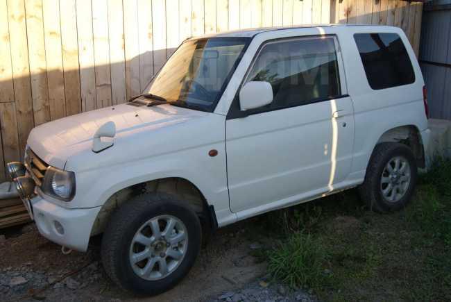 Mitsubishi Pajero Mini, 2000 год, 200 000 руб.