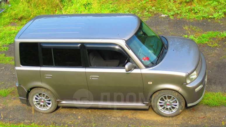 Toyota bB, 2002 год, 140 000 руб.