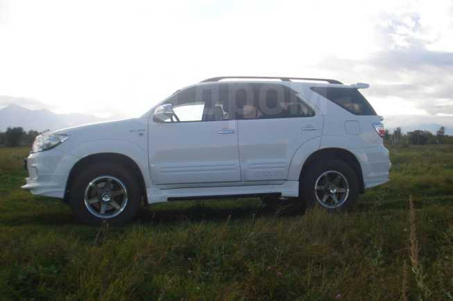 Toyota Fortuner, 2010 год, 1 500 000 руб.