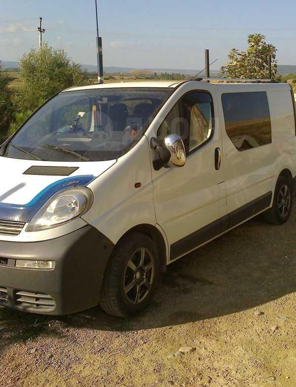 Opel Vivaro, 2006 год, $13500