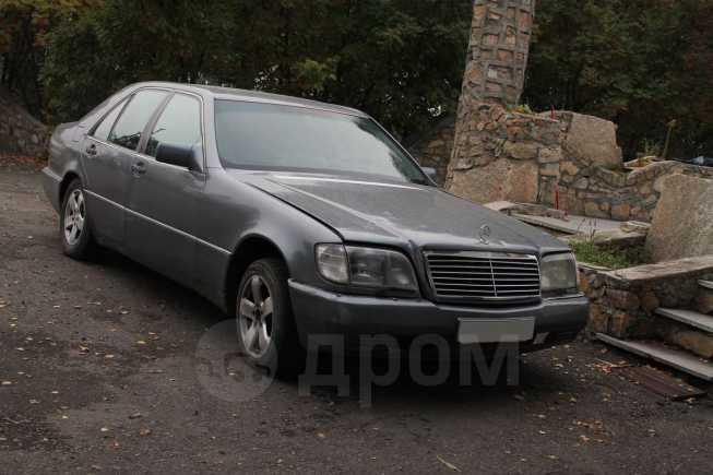 Mercedes-Benz S-Class, 1992 год, 195 000 руб.