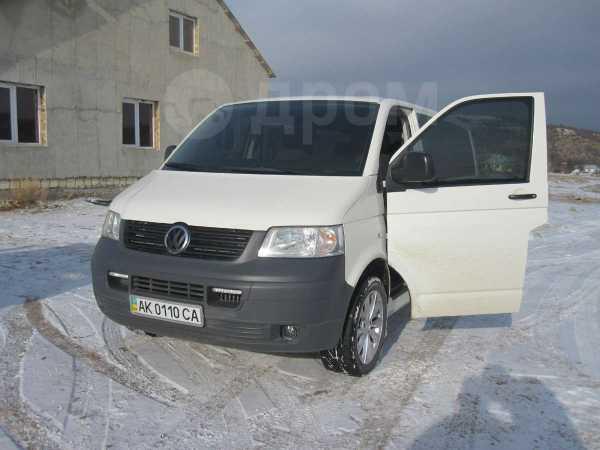 Volkswagen Transporter, 2008 год, 800 000 руб.