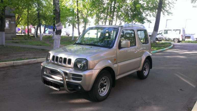 Suzuki Jimny, 2009 год, 520 000 руб.