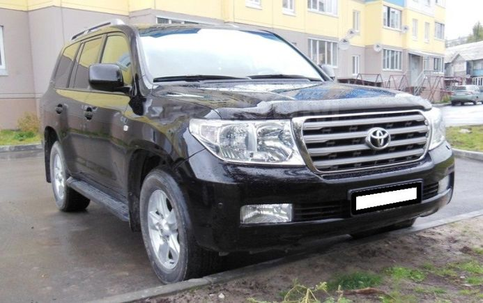Toyota Land Cruiser, 2011 год, 2 000 000 руб.