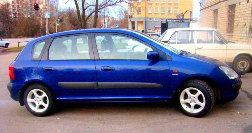 Honda Civic, 2001 год, 260 000 руб.