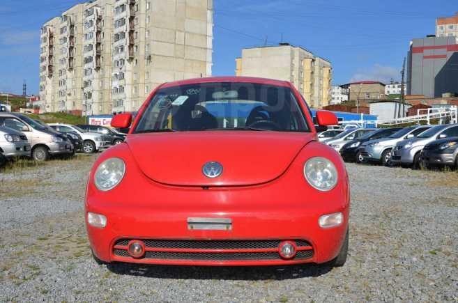 Volkswagen Beetle, 2001 год, 300 000 руб.