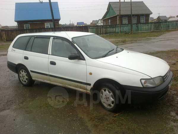 Toyota Caldina, 2001 год, 150 000 руб.
