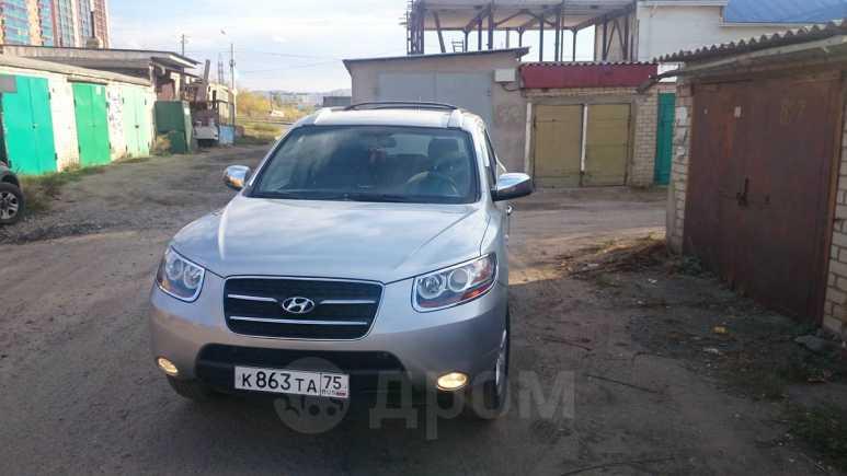 Hyundai Santa Fe, 2007 год, 650 000 руб.