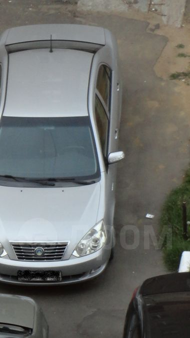 Geely Vision, 2008 год, 240 000 руб.