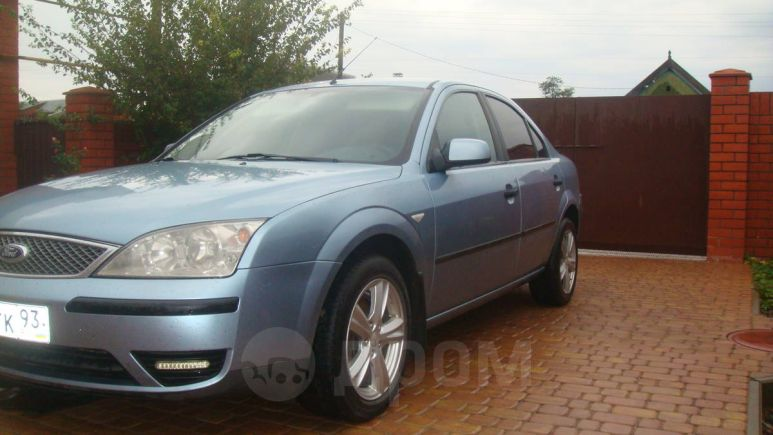 Ford Mondeo, 2003 год, 288 000 руб.