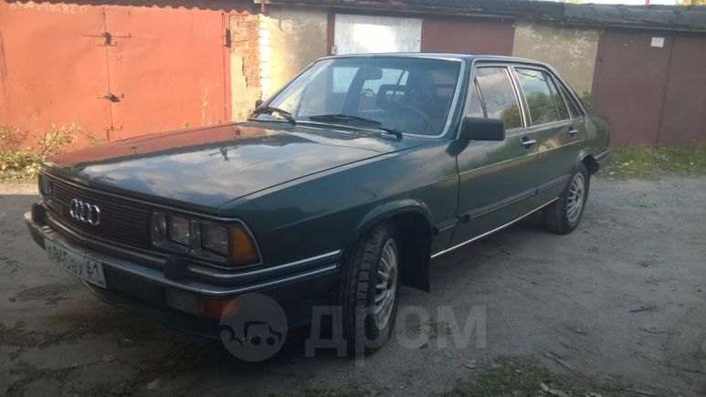 Audi 200, 1981 год, 80 000 руб.