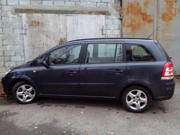 Opel Zafira, 2008 год, 430 000 руб.