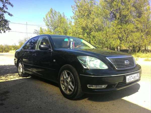 Lexus LS430, 2004 год, $18999