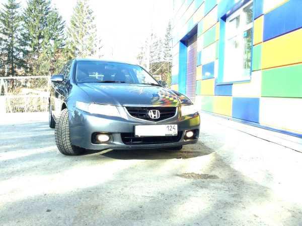 Honda Accord, 2004 год, 379 000 руб.
