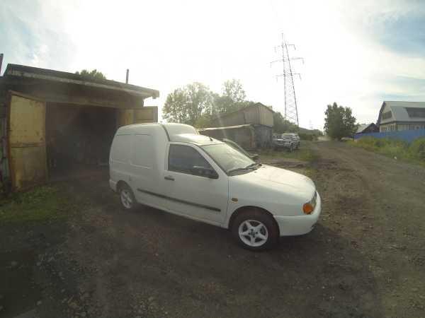 Volkswagen Caddy, 2001 год, 130 000 руб.
