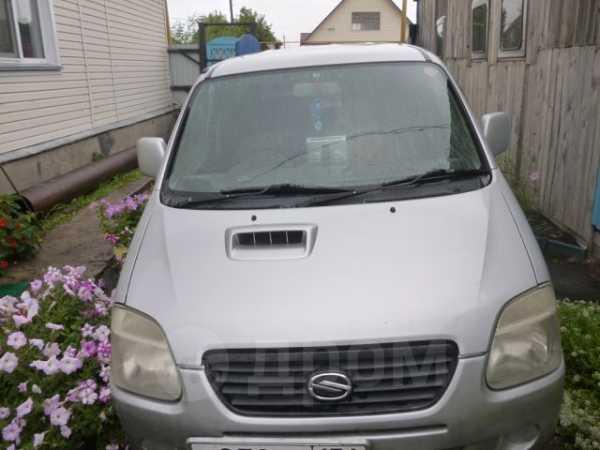 Suzuki Wagon R Solio, 2002 год, 215 000 руб.