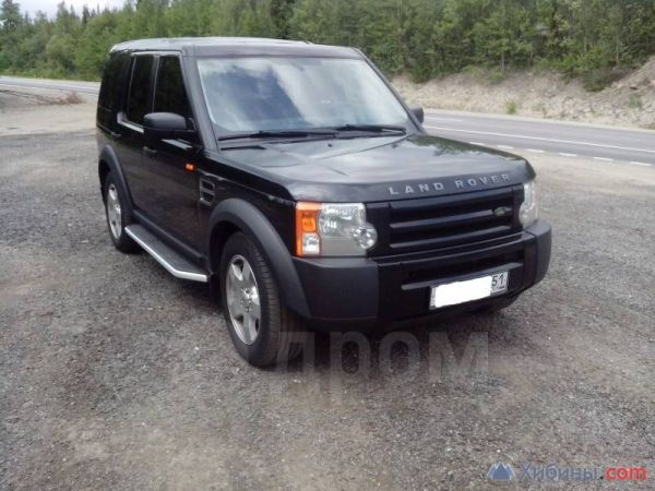 Land Rover Discovery, 2007 год, 930 000 руб.