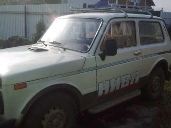 Лада 4x4 2121 Нива, 1989 год, 50 000 руб.