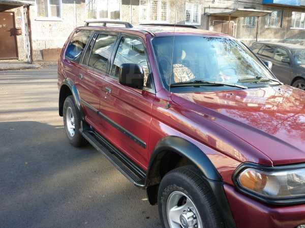 Mitsubishi Montero Sport, 2001 год, 450 000 руб.