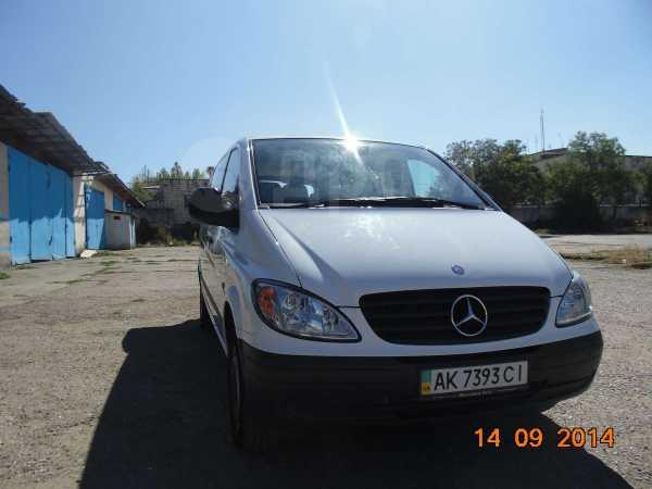 Mercedes-Benz Vito, 2008 год, $20000