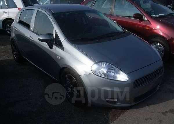 Fiat Punto, 2008 год, 290 000 руб.