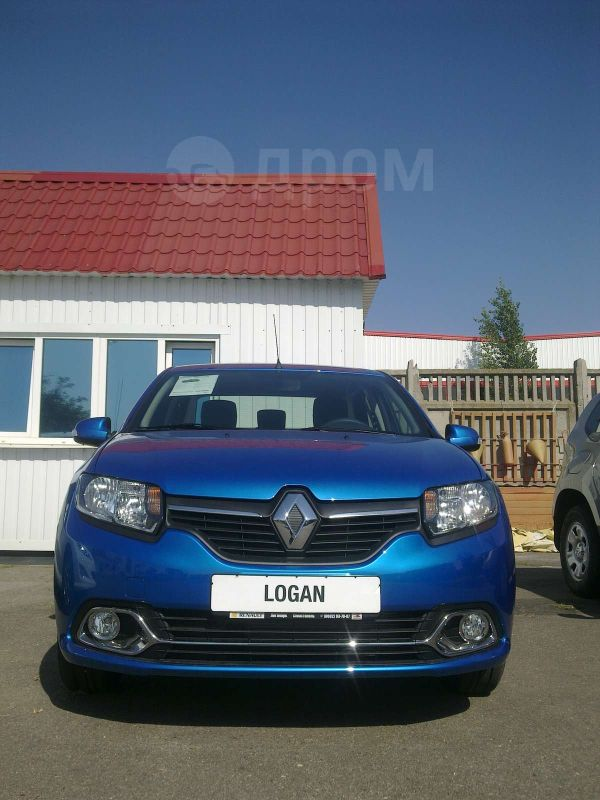 Renault Logan, 2014 год, 530 000 руб.