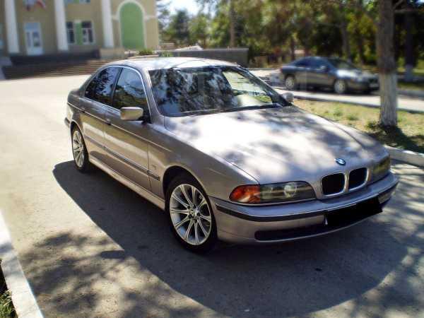 BMW 5-Series, 1996 год, $8000
