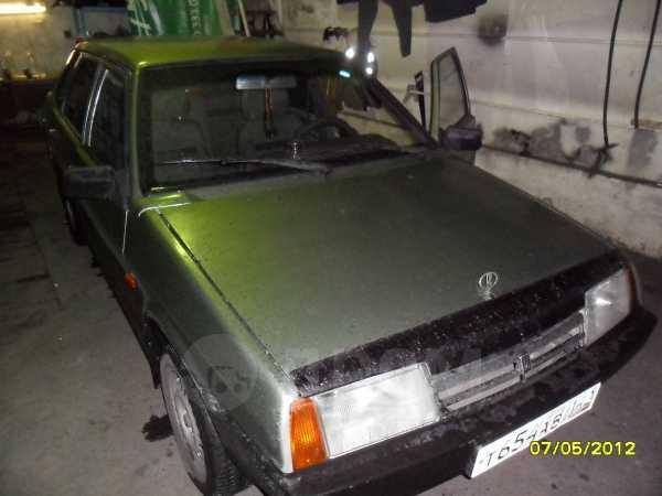 Лада 21099, 1997 год, 45 000 руб.