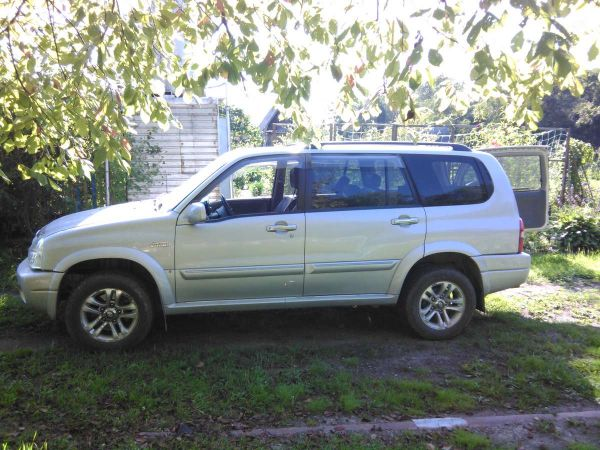 Suzuki Grand Vitara XL-7, 2003 год, 470 000 руб.