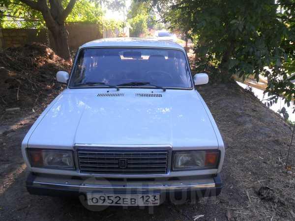 Лада 2107, 2009 год, 140 000 руб.