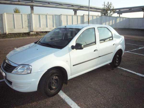 Renault Logan, 2011 год, 290 000 руб.