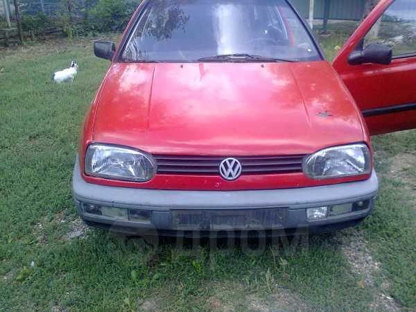 Volkswagen Golf, 1992 год, 130 000 руб.