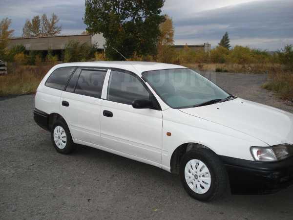 Toyota Caldina, 2002 год, 198 000 руб.