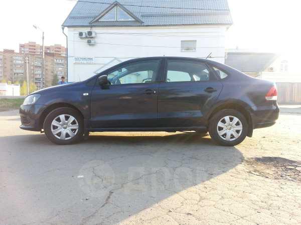 Volkswagen Polo, 2013 год, 310 000 руб.