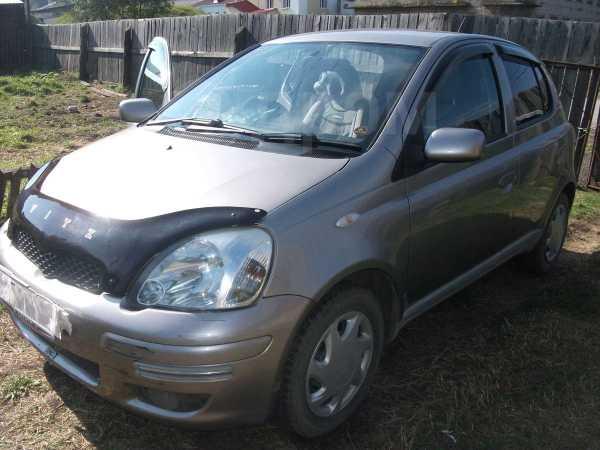Toyota Vitz, 2005 год, 255 000 руб.