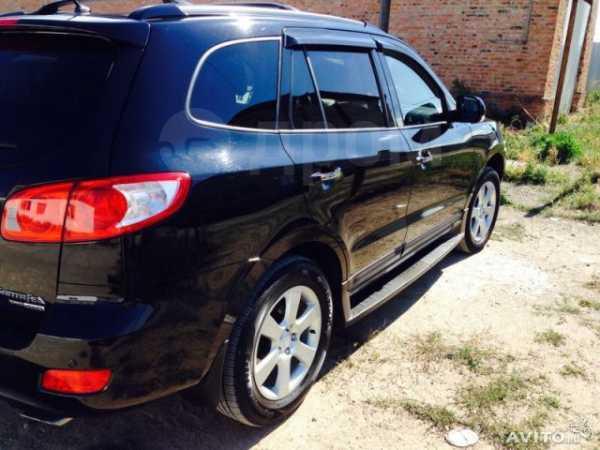 Hyundai Santa Fe, 2009 год, 830 000 руб.