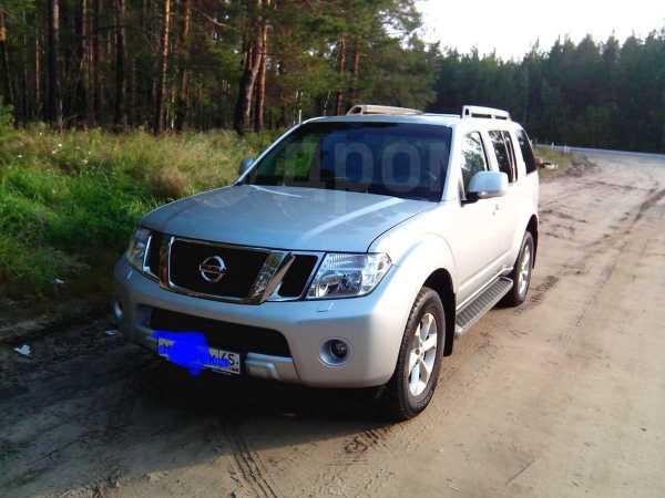 Nissan Pathfinder, 2011 год, 1 290 000 руб.