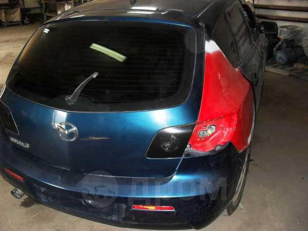 Mazda Mazda3, 2007 год, 190 000 руб.