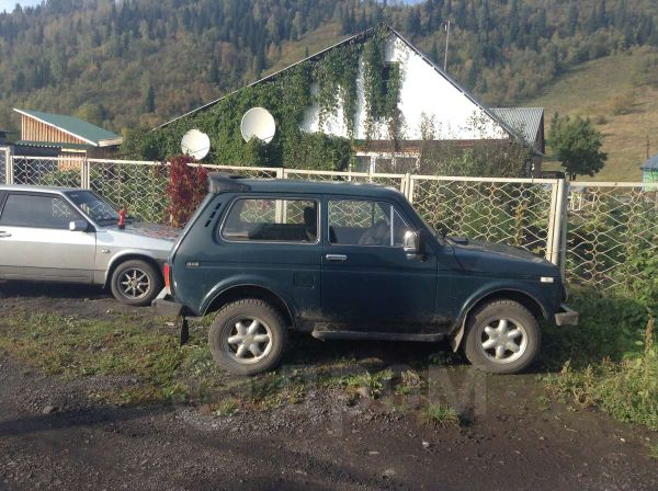 Лада 4x4 2121 Нива, 1998 год, 100 000 руб.