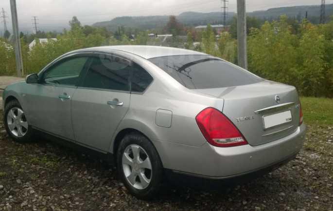 Nissan Teana, 2003 год, 295 000 руб.