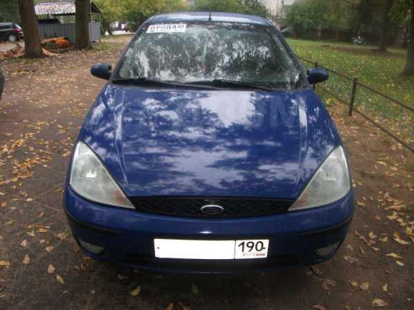 Ford Focus, 2001 год, 195 000 руб.