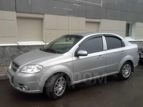 Chevrolet Aveo, 2007 год, 320 000 руб.