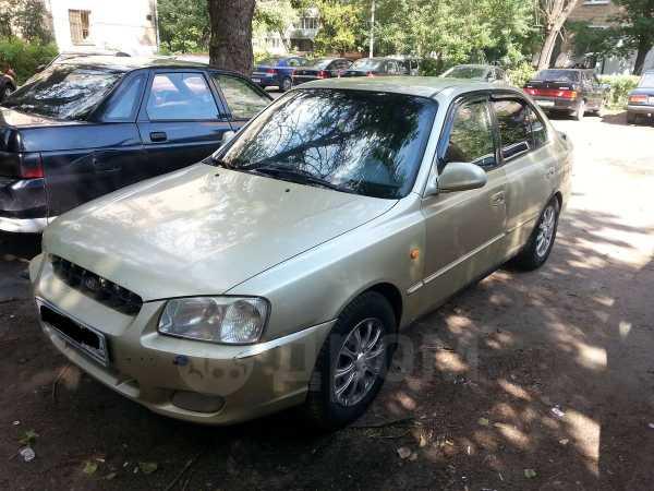 Hyundai Accent, 2001 год, 130 000 руб.
