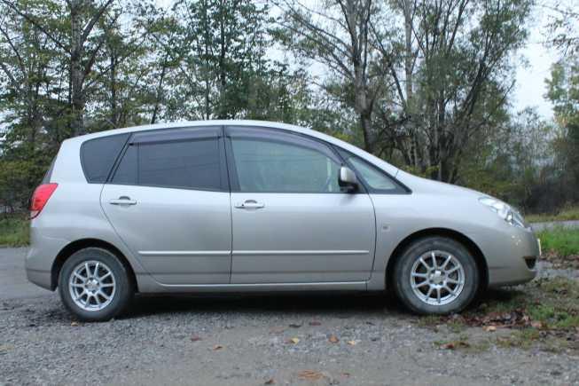 Toyota Corolla Spacio, 2007 год, 430 000 руб.