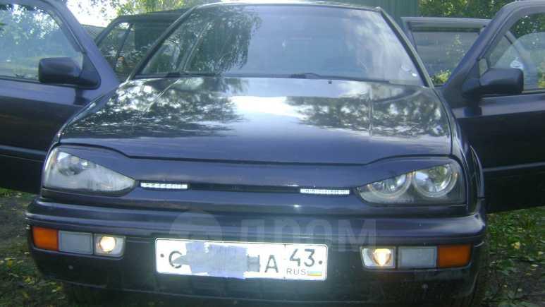 Volkswagen Golf, 1994 год, 125 000 руб.