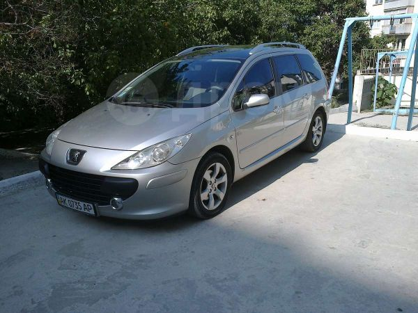 Peugeot 307, 2007 год, 575 201 руб.